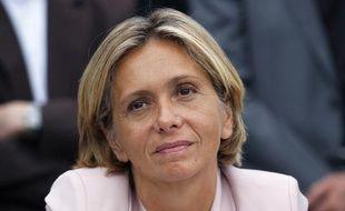 La députée UMP des Yvelines, Valérie Pécresse, le 30 août 2012 à Strasbourg.