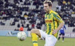 David de Freitas, en fin de contrat en juin, va quitter Nantes après trois saisons.