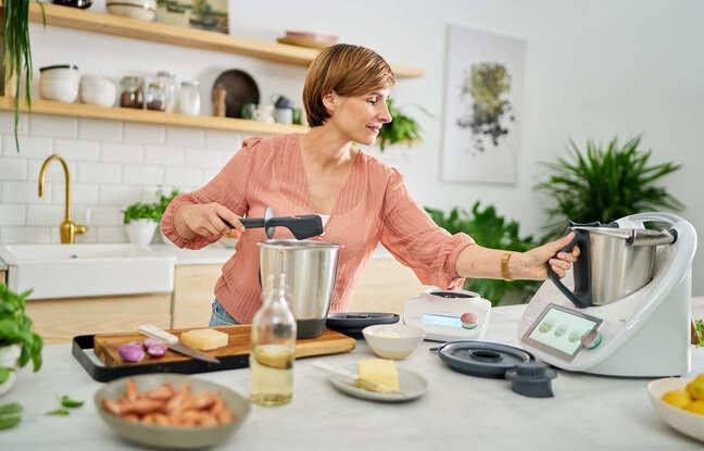 648x415 - What is the new Thermomix Friend robot launched by Vorwerk for less than 400 euros used for?