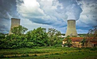 La part du nucléaire dans l'énergie française doit diminuer à 50% d'ici 2035.