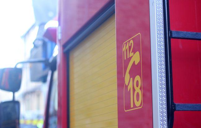Mulhouse: Un homme se blesse en sautant par la fenêtre d'un immeuble en feu