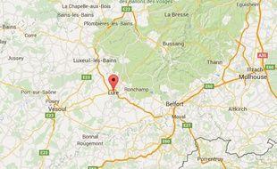 Lure (Haute-Saône)