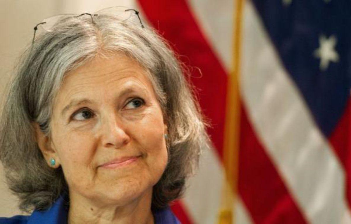 Les Verts américains --minoritaires dans le système de bipartisme américain-- ont désigné samedi Jill Stein pour les représenter à l'élection présidentielle de novembre, où cette pédiatre de 62 ans défendra des idées fermement ancrées à gauche. – Paul J. Richards afp.com