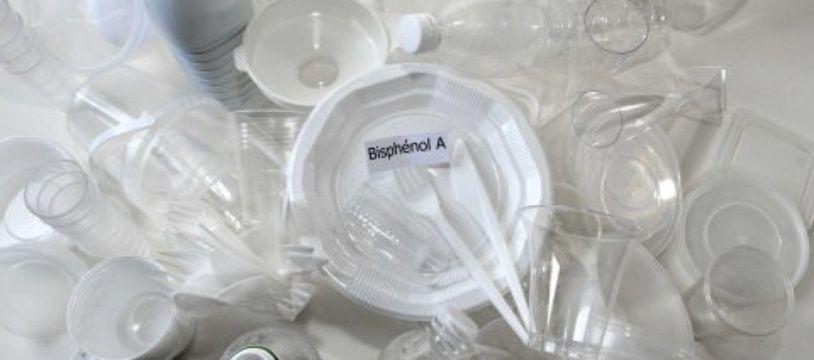 Le bisphénol A se trouve dans de nombreux produits plastiques.