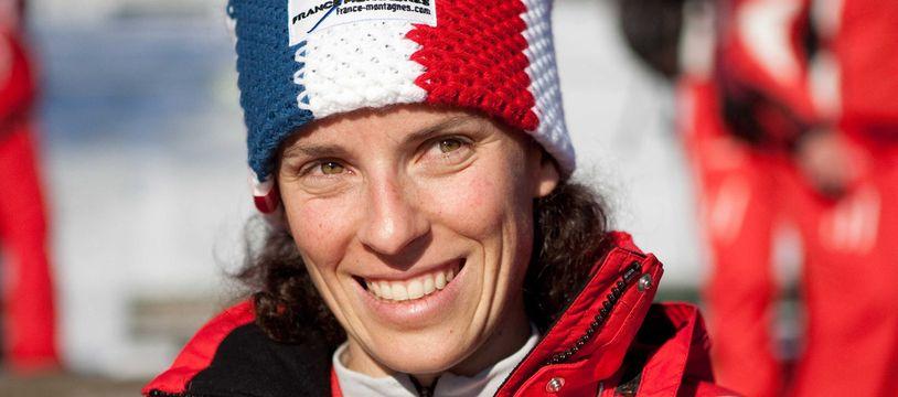 Julie Pomagalski, ici le 9 décembre 2010 à Paris.