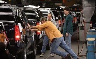 Les ventes de détail ont replongé dans le rouge en avril aux Etats-Unis, affichant une baisse de 0,2% par rapport en mars qui s'explique en grande partie par la contre-performance du secteur automobile, a indiqué mardi le département du Commerce.