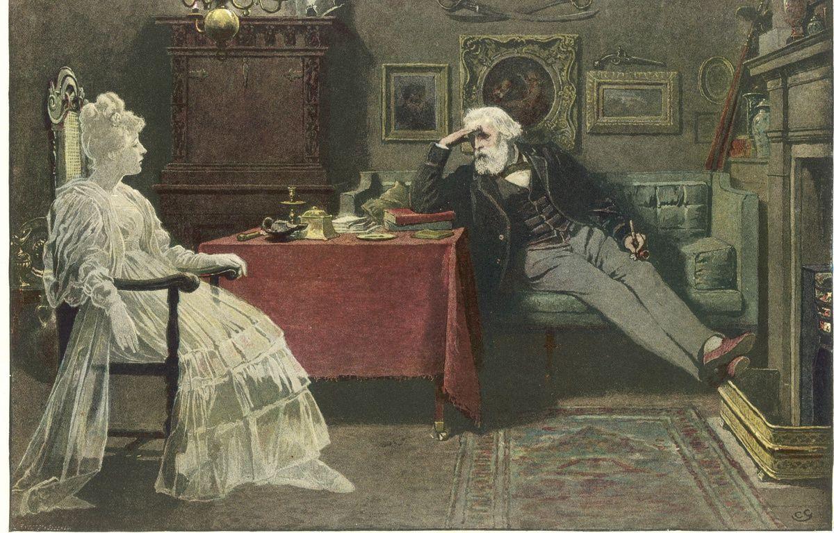 Un veuf reçoit la visite du fantôme de sa femme. Qu'aurait-il pensé d'un chatbot? – MARY EVANS/SIPA