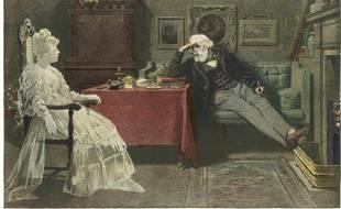 Un veuf reçoit la visite du fantôme de sa femme. Qu'aurait-il pensé d'un chatbot?