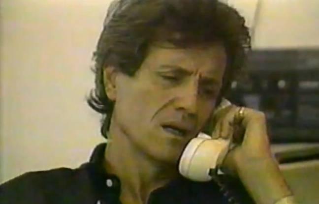 Claude Haddad en 1988 dans un reportage de «60 Minutes».
