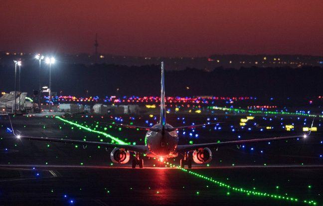 Francfort : Deux avions entrent en collision sur le tarmac de l'aéroport