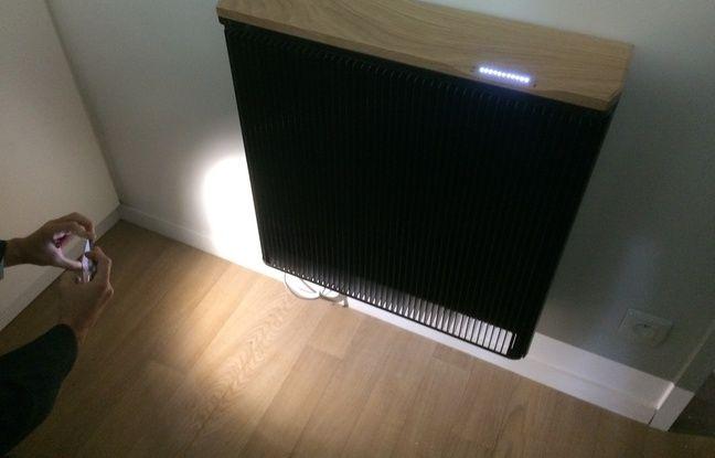 346 radiateurs au total seront installés dans la résidence qui accueillera bureaux, pôle de solidarité et logements sociaux.