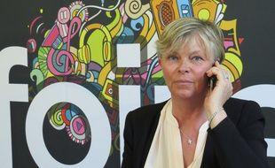 Catherine Casadeï, directrice générale de la SAFIM.