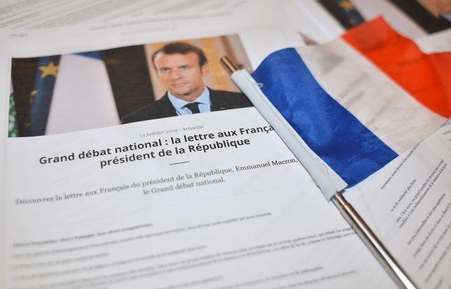 Grand Débat national à Lyon: Des «cahiers citoyens» et un agenda en ligne à disposition des habitants