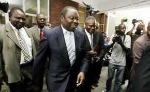 Le Premier ministre zimbabwéen Morgan Tsvangirai - qui a formé à la mi-février un gouvernement d'union avec son rival historique, le président Robert Mugabe - a évalué la semaine dernière à cinq milliards de dollars le coût de la reconstruction à long terme de son pays.