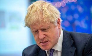 Boris Johnson, le 25 octobre 2019.
