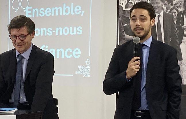 Municipales 2020 à Bordeaux: Le petit-fils de Jacques Chaban-Delmas se lance dans la campagne