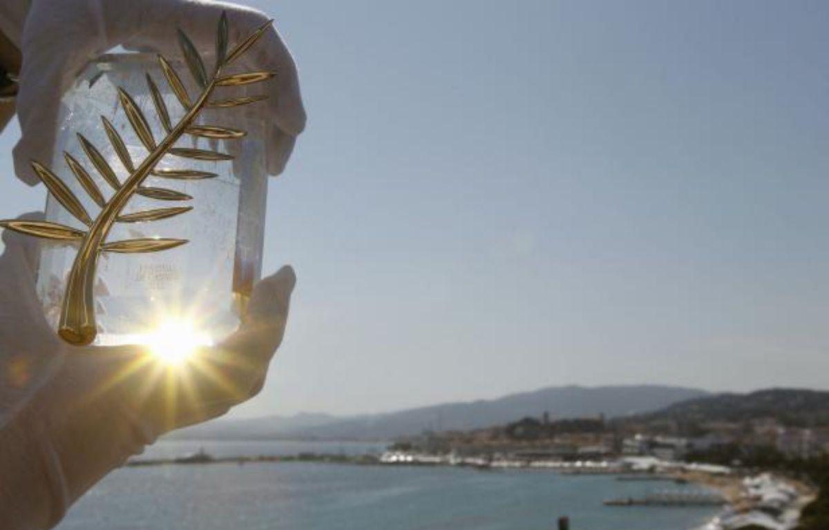 La palme d'or sera décernée ce dimanche 27 mai 2012. –  Christian Hartmann / Reuters