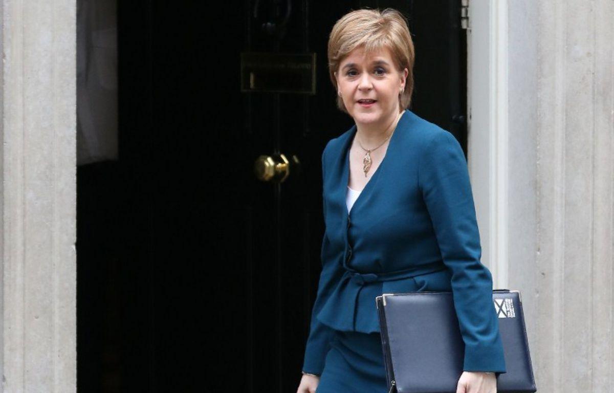 La Première ministre écossaise Nicola Sturgeon – DANIEL LEAL-OLIVAS / AFP