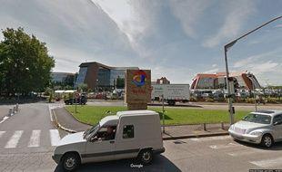 Le suicide a eu lieu sur le site du centre Jean Feger de Total à Pau.