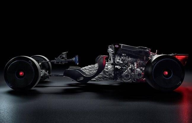 Bugatti Le Bolide