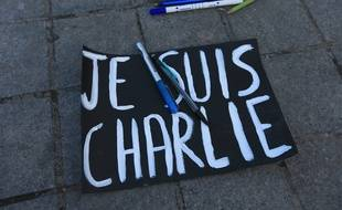 La marche républicaine a réuni 45.000 personnes à Strasbourg, le dimanche 11 janvier.