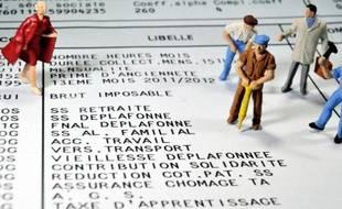 Les augmentations de salaires ne devraient pas dépasser 2% en 2014 en France, un taux qui n'avait pas été aussi bas depuis 2000, indique mercredi le cabinet Hay Group, qui y voit un effet de la crise et de la croissance atone.