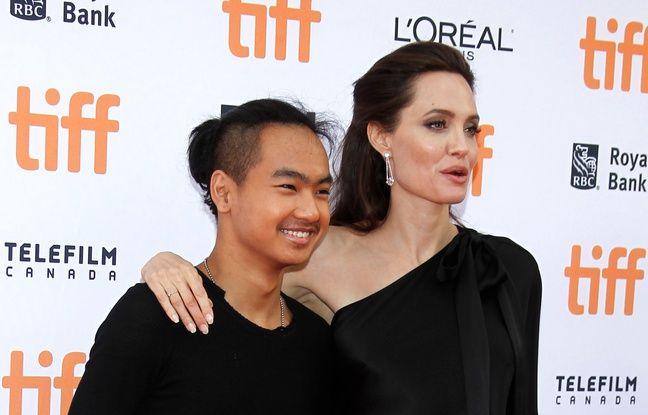 VIDEO. Angelina Jolie au bord des larmes... Une série va raconter la formation de BTS...