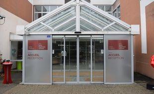Entrée Campus EM Lyon
