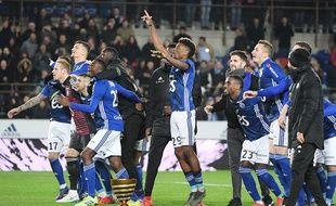Football: Strasbourg-Reims