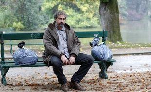 Gustave Kervern dans le film « Dans la cour » sorti en 2014.