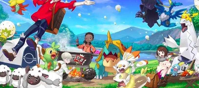 Plus on est de Pokémon, plus on est fous ? Les jeux «Pokémon Epéer» et «Pokémon Bouclier» répondent non avec moitié moins de créatures