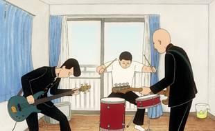 «On-Gaku: Notre rock !» de Kenji Iwaisawa