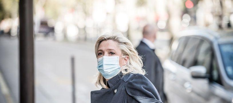 Plusieurs personnalité politique donc Marine Le Pen ont réagi à l'attaque au couteau à Nice ce jeudi 29 octobre.