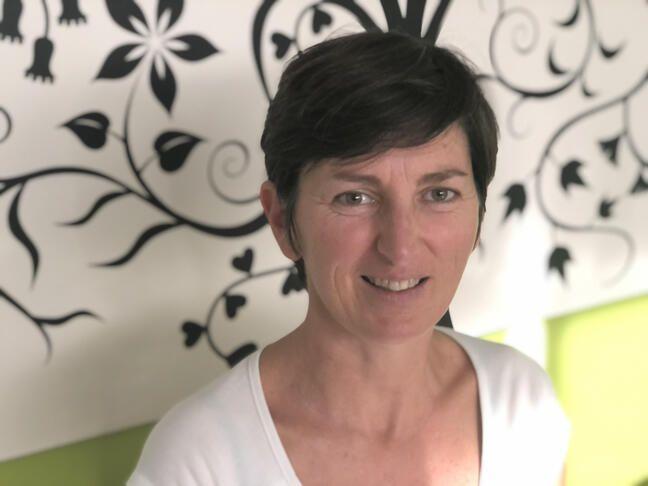 Stéphanie Le Saout, orthophoniste et déléguée 44 de l'association Parole Bégaiement.