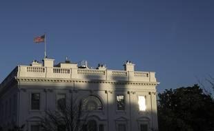 La Maison-Blanche, à Washington le 10 novembre 2020.