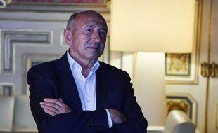 Vaincu, Gérard Collomb est resté flou sur son avenir politique.