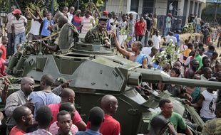 Le 13 mai, une tentative de coup d'Etat contre le président burundais Pierre Nkurunziza a eu lieu au Burundi.