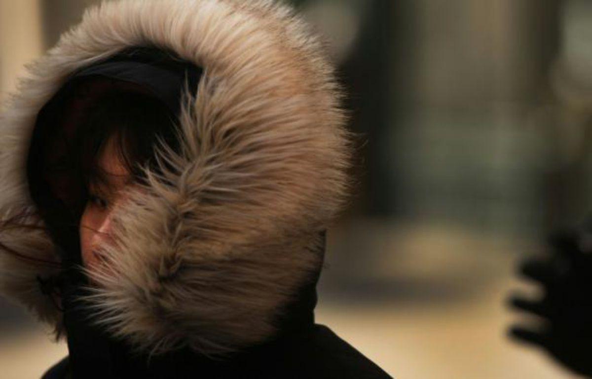 Le maire de New York Bill de Blasio a mis en garde jeudi la population contre une vague de grand froid qui devrait faire plonger les températures jusqu'à moins 30 degrés Celsius en ressenti ce week-end dans la plus grande ville américaine – SPENCER PLATT GETTY IMAGES NORTH AMERICA