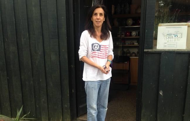 Sophie Azeau s'occupe du crématorium depuis vingt ans.