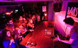 Le bar Le Chantier participe chaque année au festival des Bars en Trans, à Rennes. Ici en 2014.