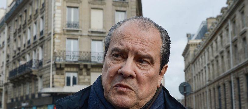 Jean-Christophe Cambadélis, en décembre 2019.