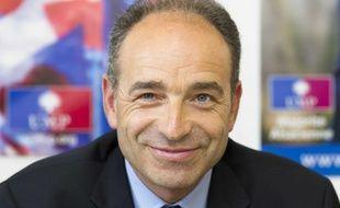 Jean-François Copé, le 25 mai 2012.