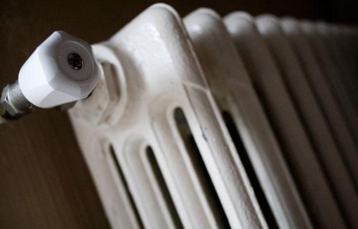 Chauffage à gaz en fonte. Illustration gaz, chauffage. – FREDERIC SCHEIBER / 20 MINUTES
