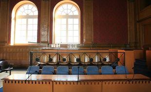 Toulouse le 31032008  La nouvelle cour d'assises reouvre demain matin.