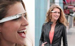 Project Glass, le prototype de Google de lunettes pour une vision en réalité augmentée.