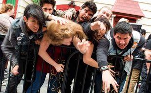 Des candidats au casting organisé par Universal, qui recherche une centaine de zombies.