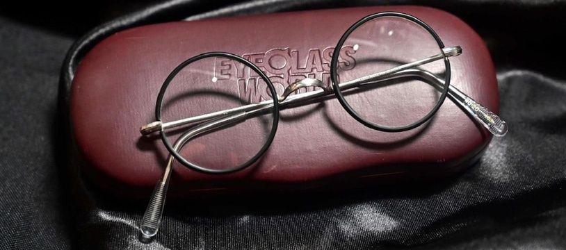 Les lunettes d'Harry potter