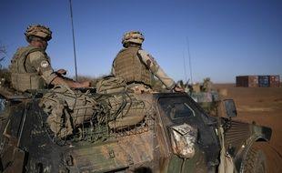 Des soldats de l'opération Barkhane au Mali (illustration)