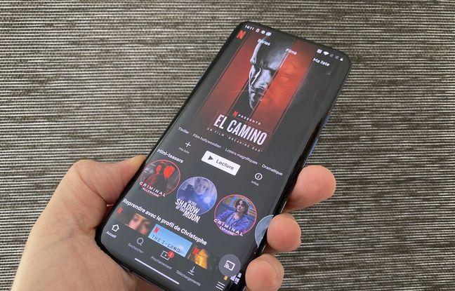 Un rendu vidéo exceptionnel sur l'écran de 6,67'' du OnePlus 7T Pro.