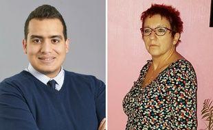Amine Elbahi et Lydie Meninchedda ont vu un proche partir en Syrie.